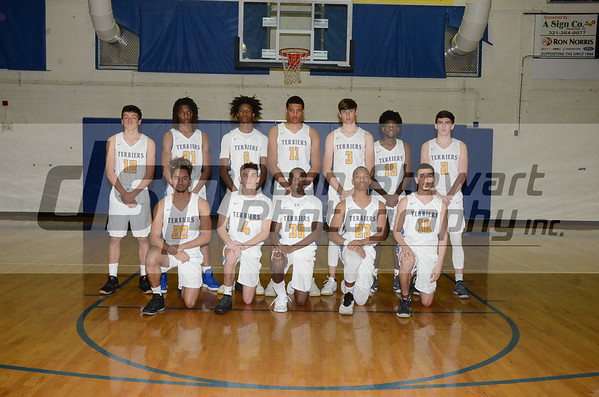 Varsity boys basketball 12.13.18
