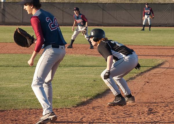 Baseball Verrado JV vs McClintock 3/4/2010