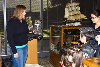 Owl-O-Ween 2013