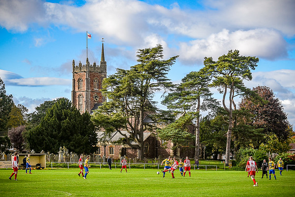 St George Easton-In-Gordano v AFC Nailsea