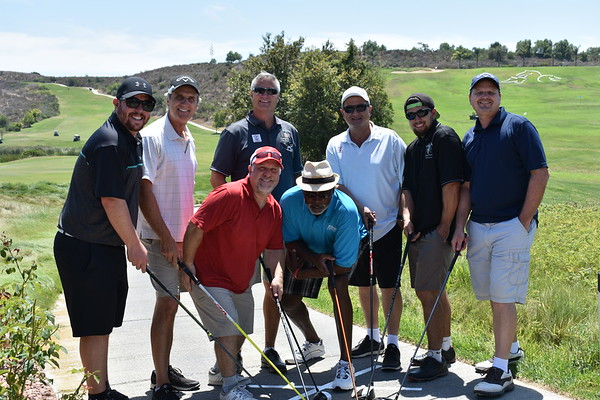 Golfers - 8-18-19