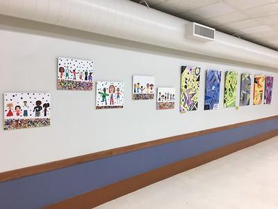 Elliott Elementary Mural
