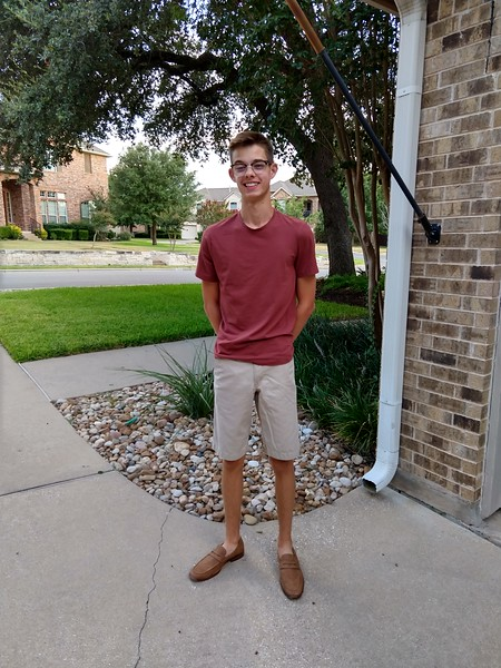 Hunter | 11th grade | Vista Ridge High School