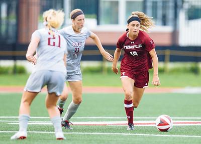 Womens Soccer vs. St. Joes