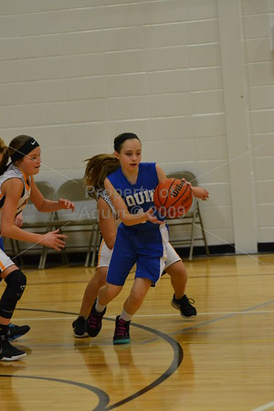 7-8th girls bball at le-win . 2.8.17