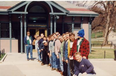 Boston Tour 1995