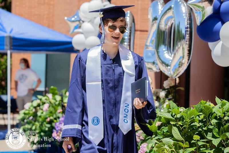 Dylan Goodman Photography - Staples High School Graduation 2020-402.jpg
