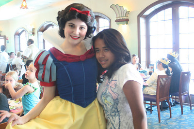 Annies Disneyland Trip 6/08
