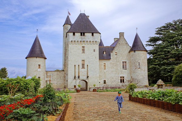Le Château - exterieur