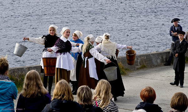 Nyksund concerts and festivals 2012