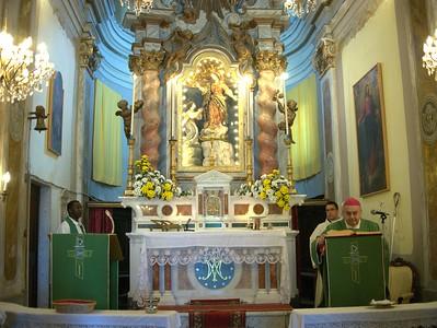 Velva Chiesa di San Martino - Recupero quadri rubati