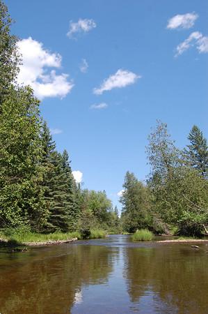 Thunder Bay River Paddling
