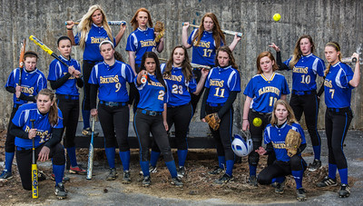 BHS Softball Varsity 2014