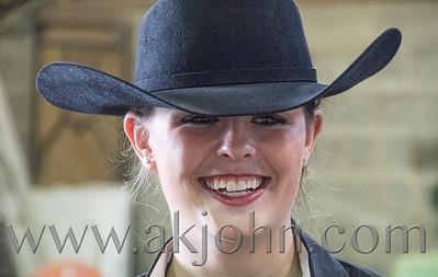 MISS RODEO ALASKA 2016 HORSEMANSHIP