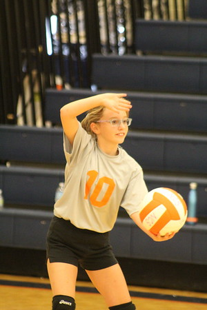 5th & 6th Grade Volleyball 9-14-17