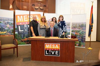 Mesa Morning Live Septemebr 2018