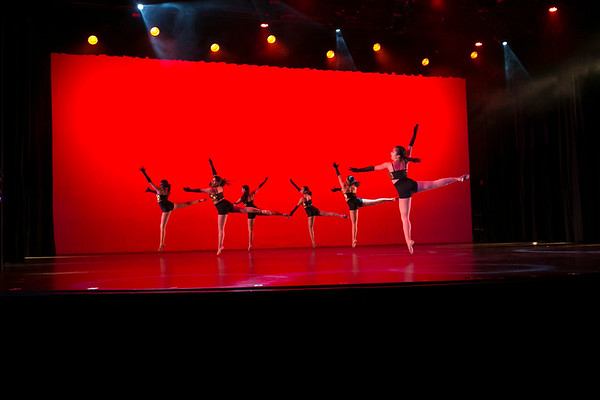 UPLAND HIGH SCHOOL DANCE PERFORMANCE 2017