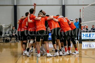 2019 Greenville University Mens Volleyball - Trinity