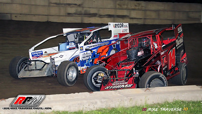 Accord Speedway - 6/7/19 - Mike Traverse