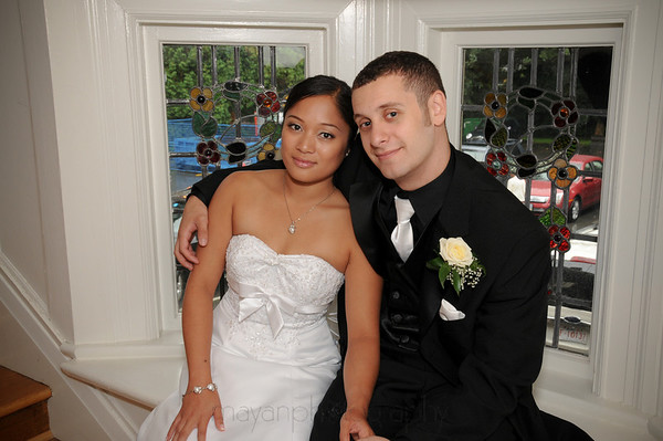 Donna and Seth - 08/24/08