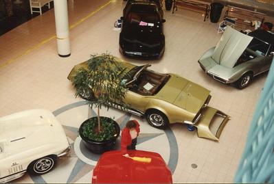 1993 Galleria Mall Spring Show