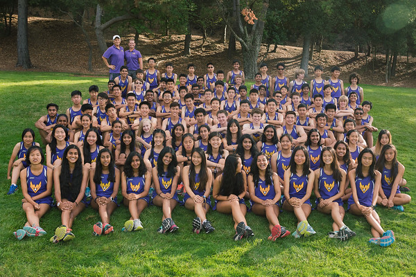Monta Vista Cross Country 2017
