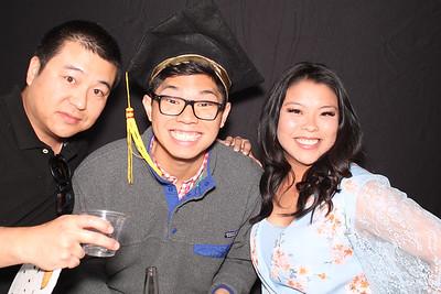 David's Graduation Party