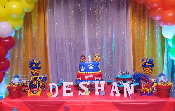 Deshan 1st