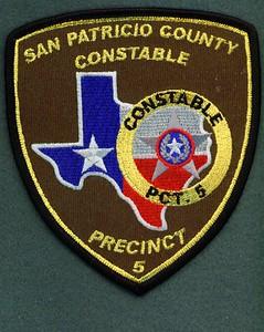 San Patricio Constable PCT 5