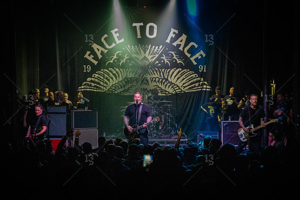 Face to Face - Observatory 2019