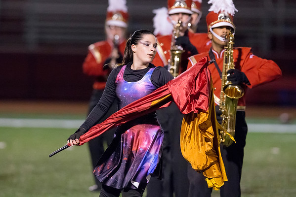 Wilson High School Marching Band 11/20/2015