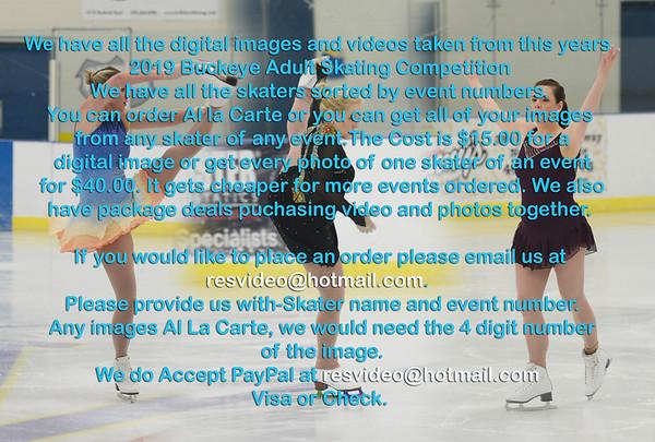 Events 19-21 Pattern Dance Cha Cha & Dance