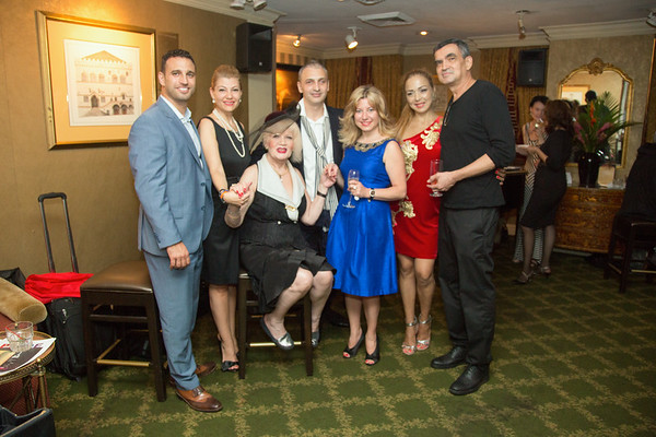Celebrating PRIDE, network and support GMHC! on the Townhouse Bar NYC - June 23, 2015