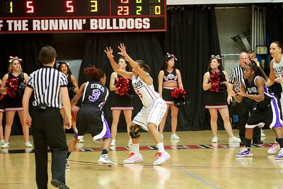 Women's Basketball v High Point Feb '11