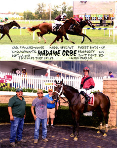 MADAME ORBE - 9/29/2019