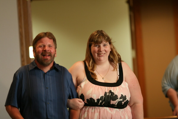 Stacey & David Ledbetter's Wedding