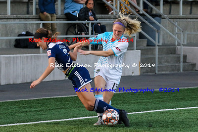 Spokane Shadow vs Sounders Women