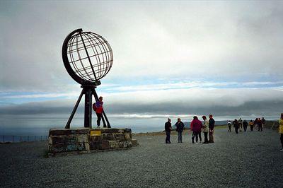 Noordkaap 2001