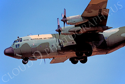 Australian Air Force Lockheed C-130 Hercules Transport Airplane Pictures for Sale