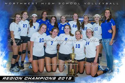 Region Champions 10 Oct 2015