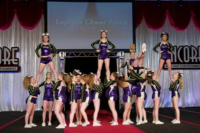 2015-04-11 - Encore Cheer Competition - ECF Senior