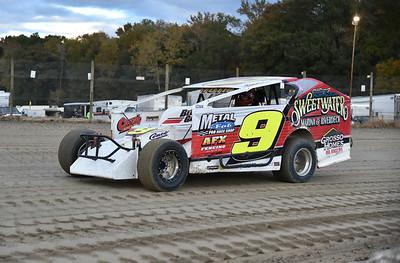 Delaware International Speedway October 20, 2018