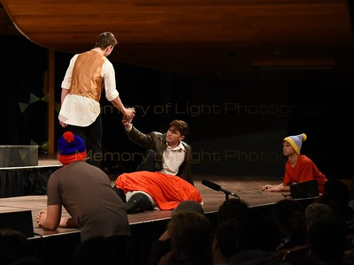 Gisborne Boys' High School: Hamlet - Act V sc ii