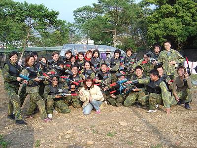 20040307 漆彈活動震川農場
