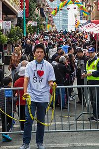 SF Chinatown - Moon Festival