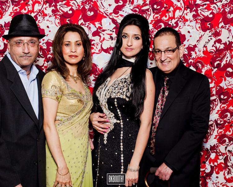 Anu & Naveen's Wedding Booth