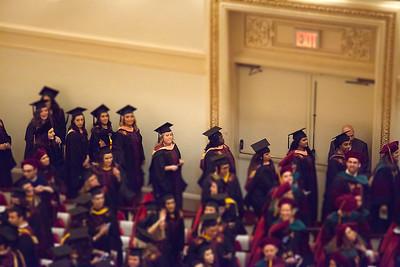 Jo Graduation NYMC