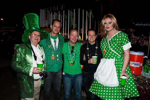 2011 St Patrick's Parade - GaYBOR