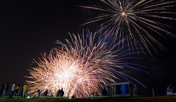 2018 Agribition Fireworks
