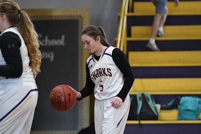 19-01-18 JV Girls Basketball